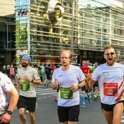 Tet Riga Marathon - Konstantin Popov (1754), Mārtiņš Bērziņš (5877)