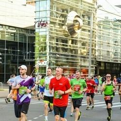 Tet Riga Marathon - Māris Dumbris (5204), Zemgus Eglītis (7865)