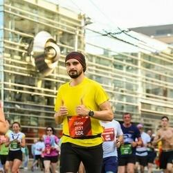 Tet Riga Marathon - Jānis Miezītis (2137)