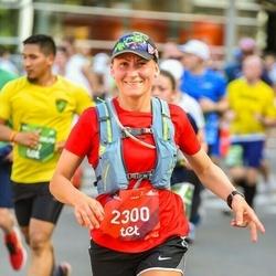 Tet Riga Marathon - Kristina Basaraba-Lazdina (2300)
