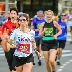 Tet Riga Marathon - Tina Schumacher (2213)