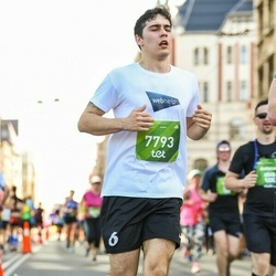 Tet Riga Marathon - Kristīne Balanasa (4493)