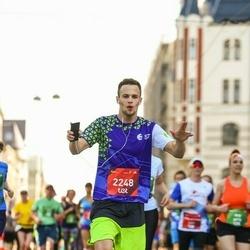 Tet Riga Marathon - Ansis Ķeņģis (2248)