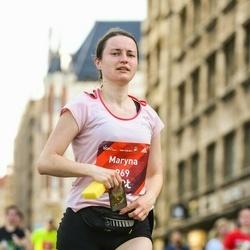 Tet Riga Marathon - Maryna Kudriachenko (969)