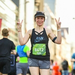 Tet Riga Marathon - Volha Zenava (8412)