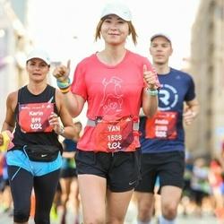 Tet Riga Marathon - Yan Zhang (1508)