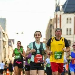 Tet Riga Marathon - Zhanna Ovsyannikova (783)