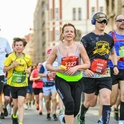 Tet Riga Marathon - Valentina Baidina (2227)