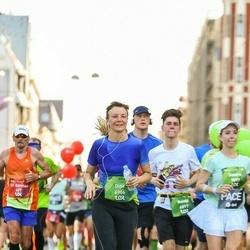 Tet Riga Marathon - Dina Kaupere (6906)