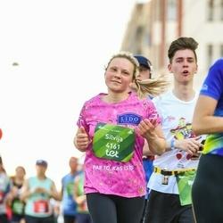 Tet Riga Marathon - Silvija Družinska (4161)
