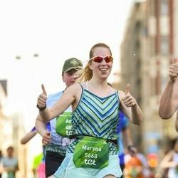 Tet Riga Marathon - Maryna Kasko (5668)