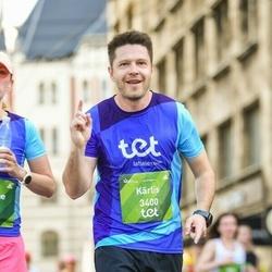 Tet Riga Marathon - Kārlis Kostjukovs (3400)