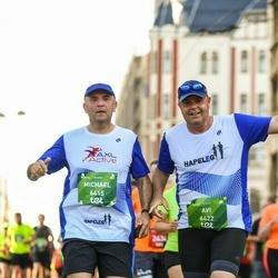 Tet Riga Marathon - Michael Karlin (6415), Avi Biton (6422)