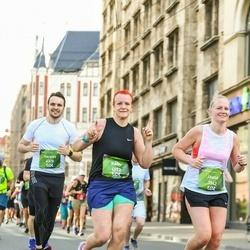 Tet Riga Marathon - Jaana Üksik (3942), Kädu Aasma (4893)