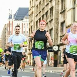 Tet Riga Marathon - Kädu Aasma (4893), Haralds Greckis (6328)