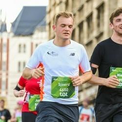 Tet Riga Marathon - Sjoerd Van Der Leeden (4650)