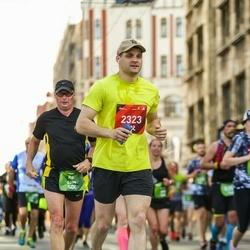 Tet Riga Marathon - Einārs Goldbergs (2323)