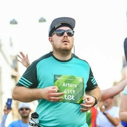 Tet Riga Marathon - Arturs Kiselovs (4119)