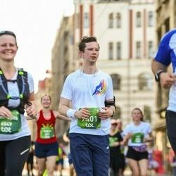 Tet Riga Marathon - Aleksandrs Goba (7401)
