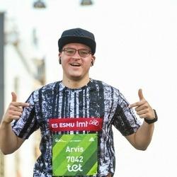 Tet Riga Marathon - Arvis Krūmiņš (7042)