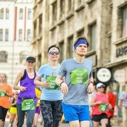 Tet Riga Marathon - Kirill Klimikseev (3969), Yulia Ilina (3970)