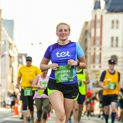 Tet Riga Marathon - Andželika Zaharova (6673)