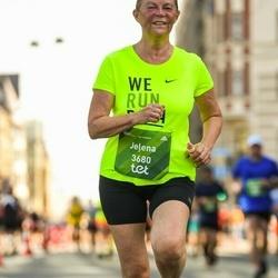 Tet Riga Marathon - Jeļena Bescennaja (3680)