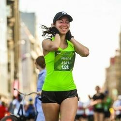 Tet Riga Marathon - Jeļena Guļkeviča (6987)