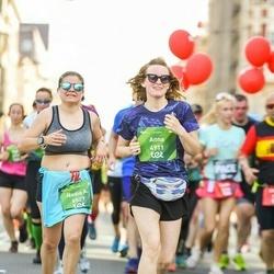 Tet Riga Marathon - Anna Ananeva (4911), Nadia A. Morales (6527)