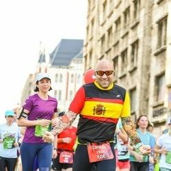 Tet Riga Marathon - Carlos De Felipe Ruiz (1969)