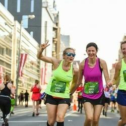 Tet Riga Marathon - Laura Priedīte (4557), Agnese Pildere (6599)