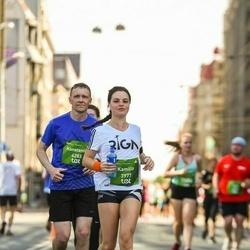 Tet Riga Marathon - Kamilla Trofimovskaia (3977)