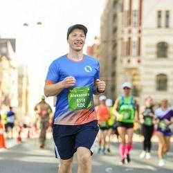 Tet Riga Marathon - Aleksandrs Ballods (5118)
