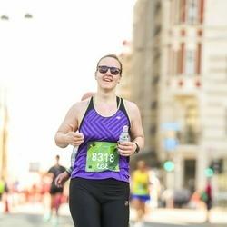 Tet Riga Marathon - Sandra Lindenberga (8318)