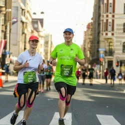 Tet Riga Marathon - Aigars Eglajs (3678), Inga Zalane (7099)