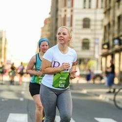 Tet Riga Marathon - Anna Mašņikova (5419)