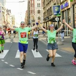 Tet Riga Marathon - Raimonds Zoltners (1700), Evita Zoltnere (4956), Arta Baltmane (5351)