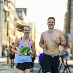 Tet Riga Marathon - Līvija Grantiņa (3337)