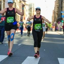 Tet Riga Marathon - Galit Broyer Cohen (8496), Tamar Cohen (8499)