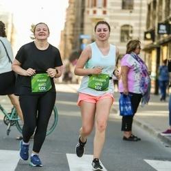 Tet Riga Marathon - Elizabeth Rubashko (4868), Hanna Laurynovich (6682)