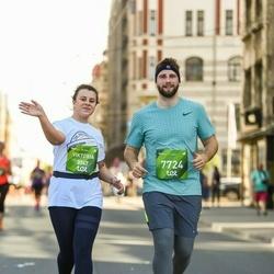 Tet Riga Marathon - Viktoria Ivanova (3747), Andrey Shaporenkov (7724)