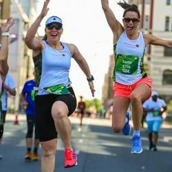 Tet Riga Marathon - Denisa Preimane (5700), Santa Šakarne (5736), Sindija Skangale (5738)