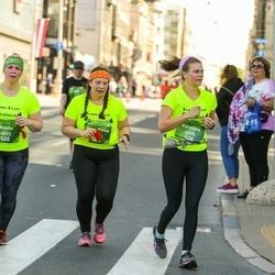 Tet Riga Marathon - Annika Virtanen (4533), Eeva-Kaisa Elonen (4534), Karoliina Kortessalo (4535)