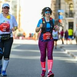 Tet Riga Marathon - Helle Persitski (405), Inessa Kuchik (1411)