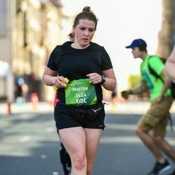 Tet Riga Marathon - Marina Bychinskaya (3624)