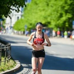 Tet Riga Marathon - Iryna Lapitskaya (2301)