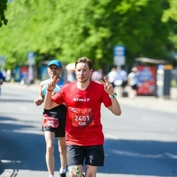 Tet Riga Marathon - Jurijs Šilins (2401)