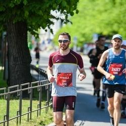 Tet Riga Marathon - Mykola Bahlay (980)