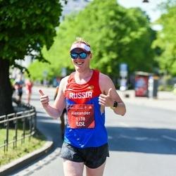 Tet Riga Marathon - Alexander Kargapoltsev (1138)