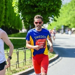 Tet Riga Marathon - Andreas Skärbäck (1267)